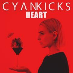 Cyan Kicks: Heart