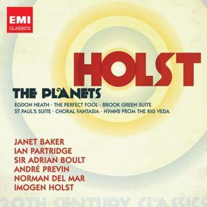 Various Artists: Gustav Holst - Brook Green Suite; Planets Suite