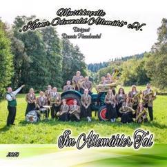 Musikkapelle kleiner Odenwald Allemühl e.V. & Dennis Nussbeutel: Im Allemühler Tal