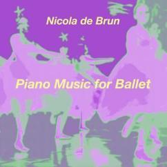 Nicola de Brun: Piano Music for Ballet No. 14, Exercise D: Frappe