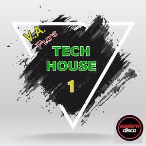 Various Artists: Pure Tech House 1