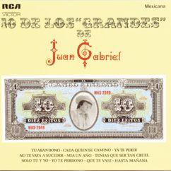 Juan Gabriel: 10 De Los Grandes De Juan Gabriel