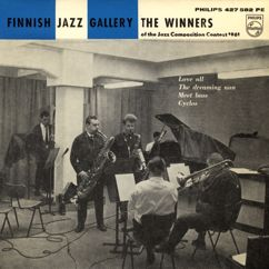 Winner Of The Jazz Composition Contest 1961: Finnish Jazz Gallery The Winners