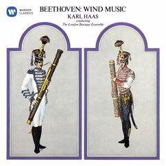 Karl Haas, London Baroque Ensemble: Beethoven: Wind Sextet in E-Flat Major, Op. 71: III. Menuetto. Quasi allegretto