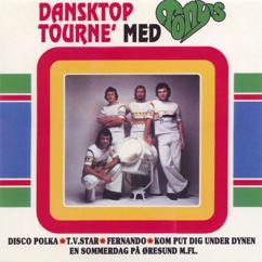 Tony's: Dansktop Tourné med Tony's