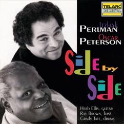 Oscar Peterson, Itzhak Perlman: Yours in My Heart Alone