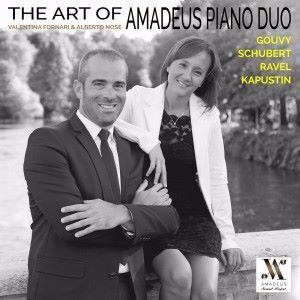 Valentina Fornari & Alberto Nosè: The Art of Amadeus Piano Duo