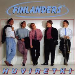 Finlanders: Siniset silmät, punaset posket