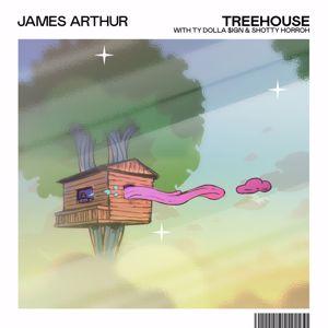 James Arthur & Ty Dolla $ign feat. Shotty Horroh: Treehouse