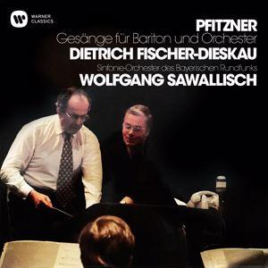 Dietrich Fischer-Dieskau: Pfitzner: Gesänge für Bariton und Orchester