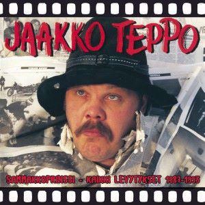 Jaakko Teppo: Sammakkoprinssi - Kaikki Levytykset 1987-1993