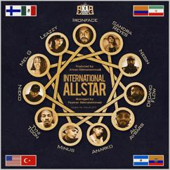 Alp Aybars: INTERNATIONAL ALL STAR