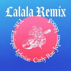Y2K, bbno$, Enrique Iglesias & Carly Rae Jepsen: Lalala (Remix)
