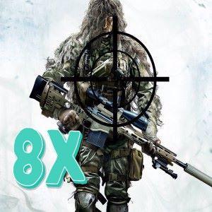 seyveR: 8X