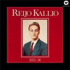 Reijo Kallio: 1955-56