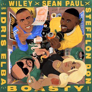 Wiley, Stefflon Don, Sean Paul, Idris Elba: Boasty (feat. Idris Elba)