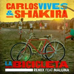 Carlos Vives, Shakira, Maluma: La Bicicleta
