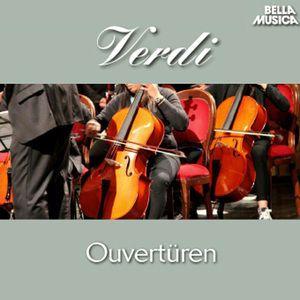 Berliner Symphoniker, Staatsopernchor Stuttgart, Kurt Rydl, W: Verdi: Ouvert