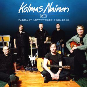 Kolmas Nainen: ME - Parhaat Levytykset 1985-2013