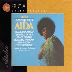 Erich Leinsdorf: Verdi: Aida