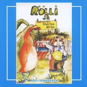 Rölli: Rölli seikkailee 4. - Rölli ja omituisten otusten kerho