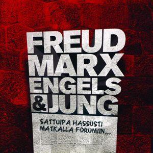 Freud Marx Engels & Jung: Sattuipa hassusti matkalla Forumiin