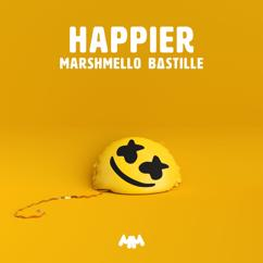Marshmello, Bastille: Happier