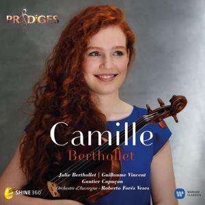 Camille Berthollet: Camille - Prodiges