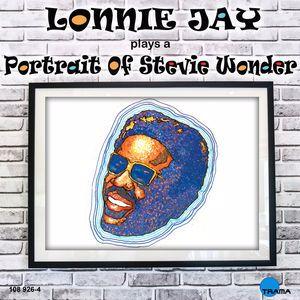 Lonnie Jay: Portrait of Stevie Wonder