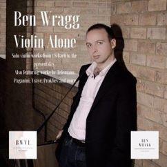 Ben Wragg: Violin Alone