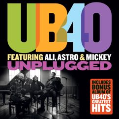 UB40 featuring Ali, Astro & Mickey: Red Red Wine