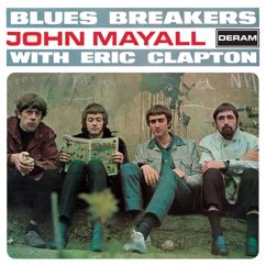 John Mayall & The Bluesbreakers, Eric Clapton: Steppin' Out