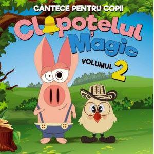 Various Artists: Clopotelul Magic - Volumul 2