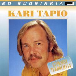 Kari Tapio: Mä tahdon elää