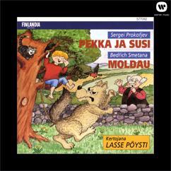 Lasse Pöysti: Pekka ja susi