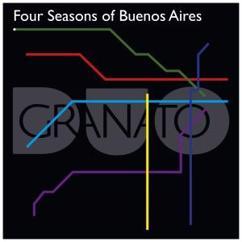 Duo Granato, Marco Rinaudo & Cristian Battaglioli: Four Seasons of Buenos Aires