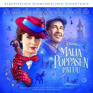 Various Artists: Maija Poppasen paluu (Alkuperäinen Suomalainen Soundtrack)
