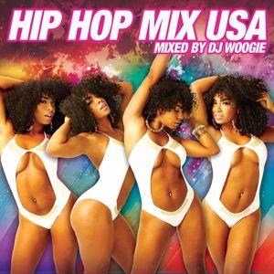 Various Artists: Hip Hop Mix USA [Continuous Mix by DJ Woogie]