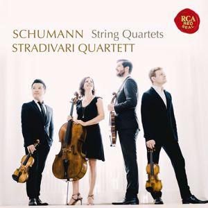 Stradivari Quartett: Schumann: The String Quartets
