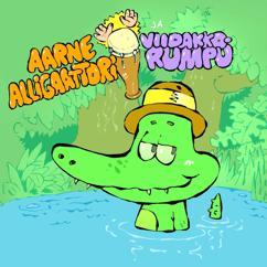 Aarne Alligaattori & Viidakkorumpu: Aikaa