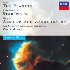 Los Angeles Philharmonic, Zubin Mehta: Holst: The Planets / John Williams: Star Wars Suite / Strauss, R.: Also sprach Zarathustra