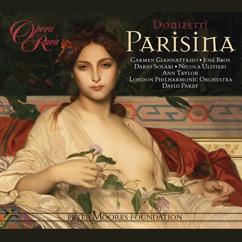 Carmen Giannatasio, José Bros, Dario Solari, Nicola Ulivieri, Ann Taylor, London Philharmonic Orchestra, David Parry: Donizetti: Parisina