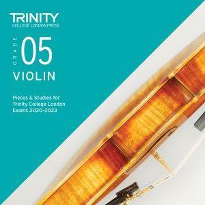 Ofer Falk, Irina Lyakhovskaya & Liz Partridge: Grade 5 Violin Pieces & Studies for Trinity College London Exams 2020-2023