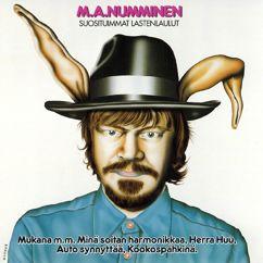 M.A. Numminen: Poliisi Ja Rosvo