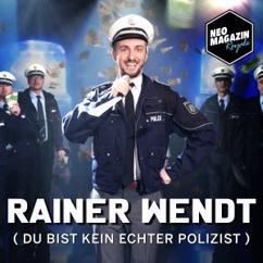 Jan Böhmermann: Rainer Wendt (Du bist kein echter Polizist)