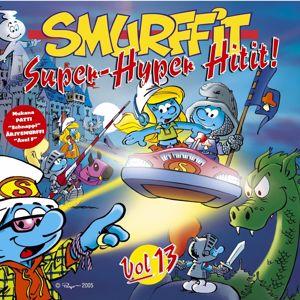 Smurffit: Super Hyper Hitit Vol 13