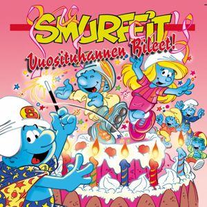 Smurffit: Vuosithannen Bileet! Vol 6
