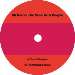 Ali Rae & The Wee Arra People: Viva El Rangers