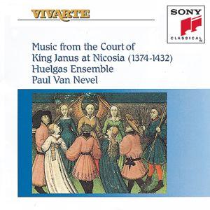 Huelgas Ensemble: Music from the Court of King Janus at Nicosia (1374-1432)