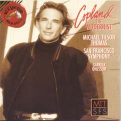 Michael Tilson Thomas: Copland: The Modernist